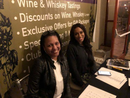 Check In at a Vino Las Vegas Wine Club Event