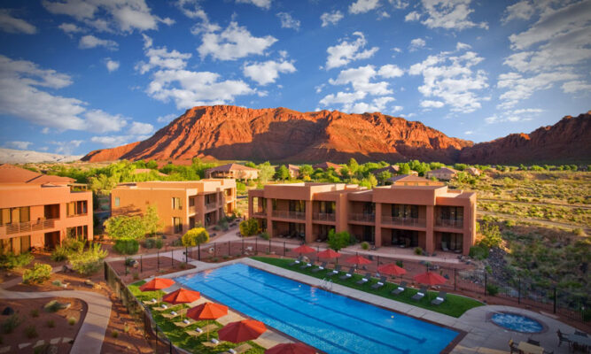 Red Mountain Resort in Utah